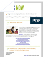 January 2018 NGSS NOW Newsletter