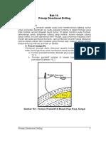 Bab-16 Prinsip Directional Drilling