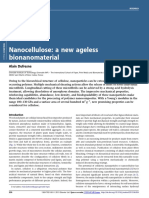 1-Nanocellulose a New Ageless