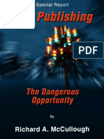 Self Publishing Special Report