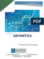 Boletin Vacacional Aritmética (TERCERO)