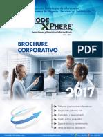 Brochure Corporativo 2017 - Codexphere Corporation SAC