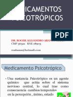 MEDICAMENTOS PSICOTROPICOS