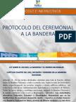 6. Protocolo Del Ceremonial a La Bandera