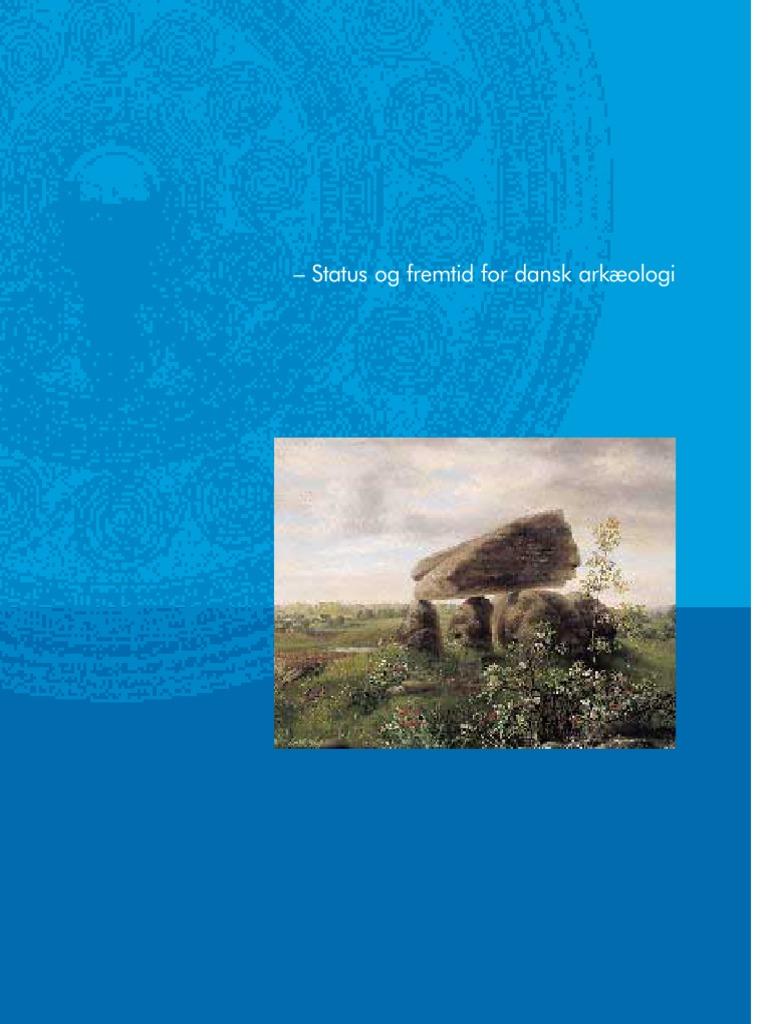 Metoder til dating arkæologiske steder