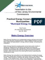 EnergyWorkshop408-MunicipalEnergyAudits