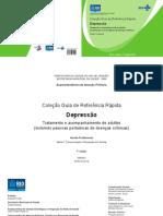 (ISBN)Capa Depressao