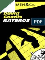 Rateros - David Goodis