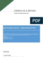 Data Analytics-Implementation Plan1