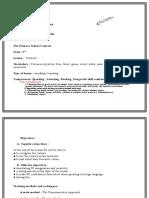 La_grad_ii Colours Lesson Plan Foarte Misto