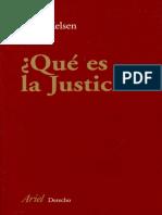 Que Es Justicia