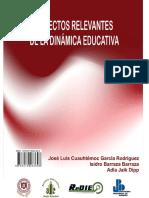 Libro Aspectos Relevantes de La Dinamica Educativapdf