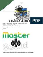 O QUE É A LEI DE OHM.pdf
