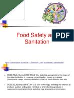 C11-4 Food Safety and Sanitation