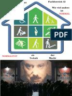 Referat NORMALITÄT Para Hacer PDF