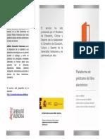 EBiBlio Valencia Info General