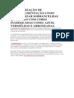 Neutralização de Micropigmentação Como Neutralizar Sobrancelhas Que Estão Com Cores Inadequadas Como (Salvo Automaticamente)