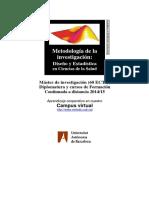 Master Metodologia UAB