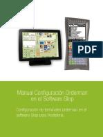 Configurar ORDERMAN Glop