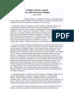 Teología y Contexto Juan Stam