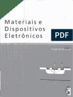 Materiais e Dispositivos Eletronicos 2a Ed Sergio M Rezende
