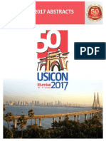 Abstracts USICON2017