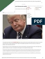 Jornal Diz Que Trump Chama de 'Buracos de Merda' Haiti e Outros Países Da América Central e África; Ele Nega _ Mundo _ G1
