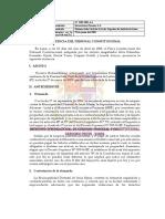 Precedente 03 - Caso Inversiones Dreams s