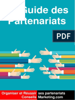 Le guide des partenariats