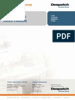 LBB Series Owners Manual (C-188 Version 15)
