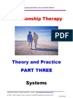 Relationship Therapy Part 3:- Family Systems