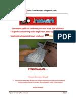 I-Network Income Melalui FB