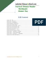 NPCR - Workbook 1 [One] - Answer Key - 44 Páginas