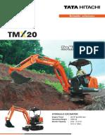 ModelSp TMX20 Super Series 505278667a