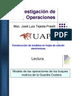 Sesion 03 - Construccion de Modelos en Hojas de Calculo Electronicas