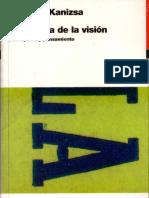 Gramática de la visión -  Gaetano Kanizsa