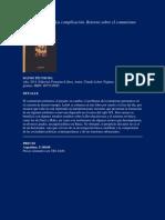 Ficha-Lefort-La Complicación. Retorno Sobre El Comunismo