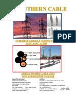07 Overhead Cables (Aac Aaac Acsr ABC)