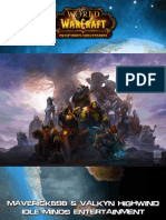 World of Warcraft Conversions