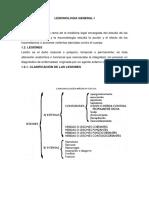 Lesionologia General i