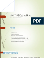 VIH y Psiquiatria Version Dos