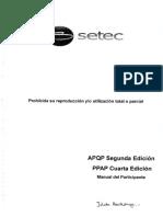 APQP SEGUNDA EDICION y PPAP 4ta Edicion Curso de SETEC.pdf