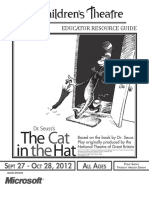 SCT Educator Resource Guide Dr. Seuss s the Cat in the Hat