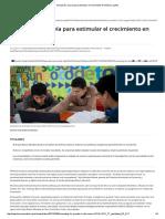 Innovación, Una Vía Para Estimular El Crecimiento en América Latina