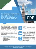 Dokmee DMS 6.3 características+especificaciones