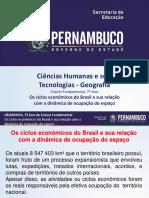 ProfessorAutor_Geografia_Geografia Ι 7º Ano Ι Fundamental_Os Ciclos Econômicos Do Brasil e Sua Relação Com a d