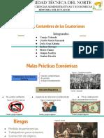 Historia Del Ecuador Exposicion