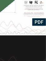 Paisajes Sonoros. Metodología de Evaluación en Los Espacios Verdes Públicos