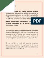 8va. Diapositiva de D° Internacional Privado