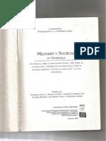 Libro Escaniado Militar y Sociedad
